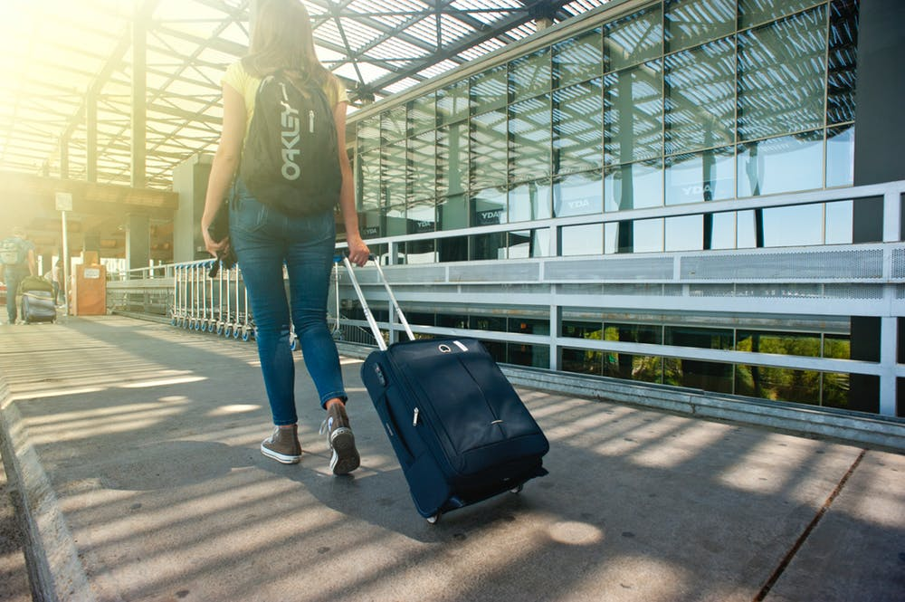 How Travelling can make you miss your Menses (Period)